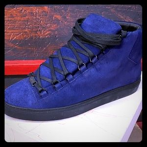 Men's Balenciaga Arena sneakers